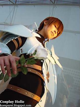 yu-gi-oh! cosplay - kaiba seto
