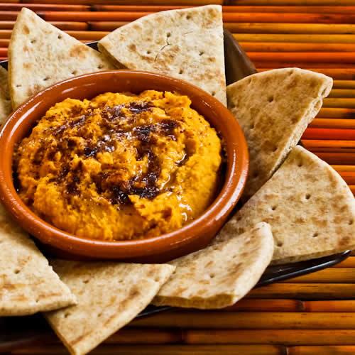 Recipe hummus sumac