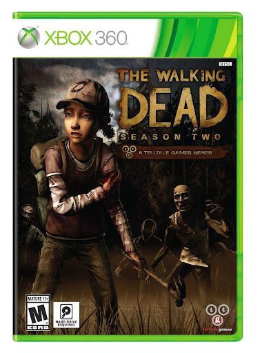 The Walking Dead: Season 2 XBOX 360 - Torrent + Tutorial Como Gravar (2014) Completo