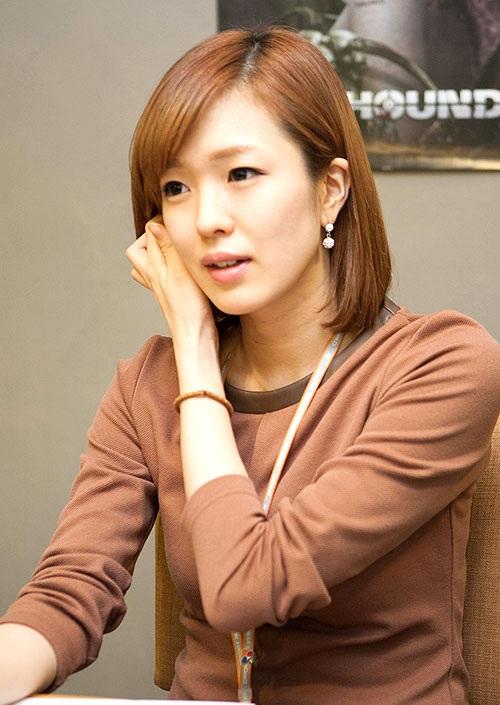 Nữ giám đốc sản phẩm xinh đẹp của Hounds Online - Ảnh 1