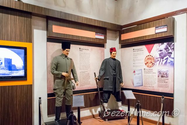 Gaziantep'in Kurtuluş Savaşı kahramanları: Şahin Bey ve Karayılan, Gaziantep Kent Müzesi