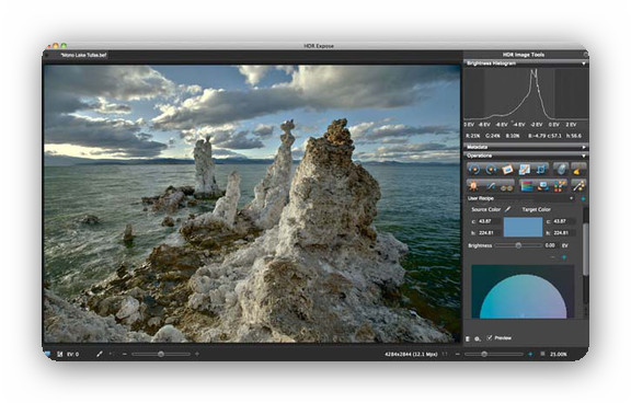 Unified Color HDR Expose 2.1.2 build 10383 - Combina im�genes HDR