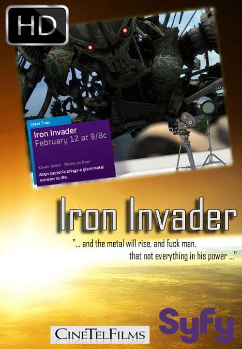 Phim Kẻ Xâm Lược - Iron Invader