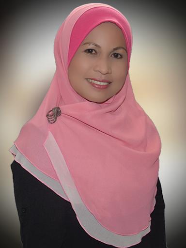 tudung shawl halfmoon labuh plain color pink putih