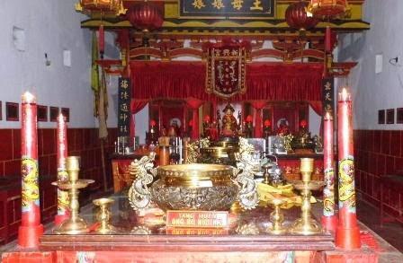 Klenteng Tri Dharma Ngawi