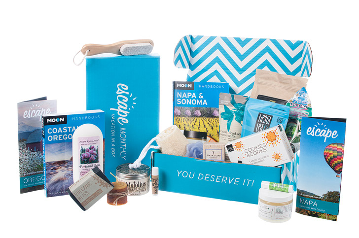 Escape Monthly (Best Subscription Boxes for Travelers).