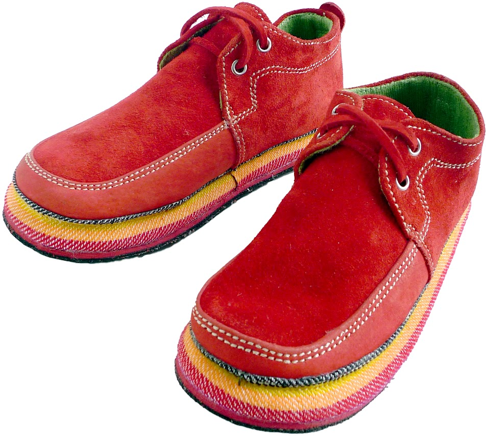 *soleRebels改良式麂皮沙漠靴:Rangeridin Upstart非洲鞋! 1