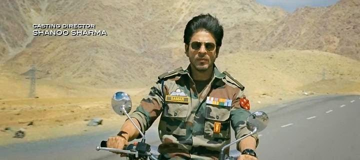 Screen Shot Of Hindi Movie Jab Tak Hai Jaan (2012) Download And Watch Online Free at Alldownloads4u.Com
