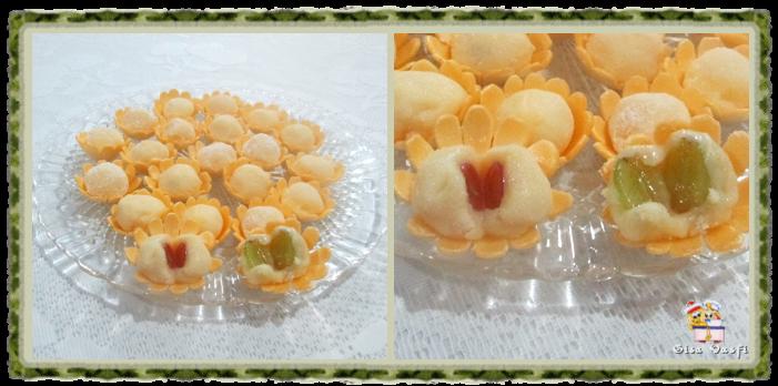 Brigadeiros de frutas 1