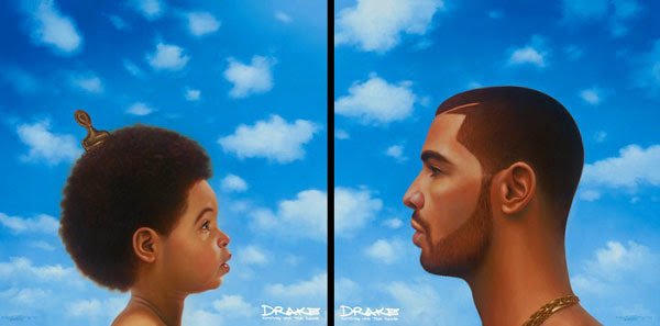 Drake - portadas de su disco Nothing was the same