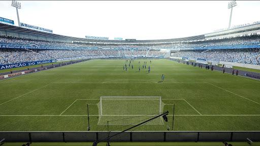 Estádio Olimpico - PES 2012 Demo P-Patchs Pes 2012 Download