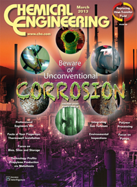 Free Subscription to Chemical Engineering March 2013