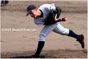 京都両洋:先発の横垣投手