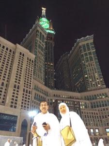 ANITA: My mom and dad Hajj