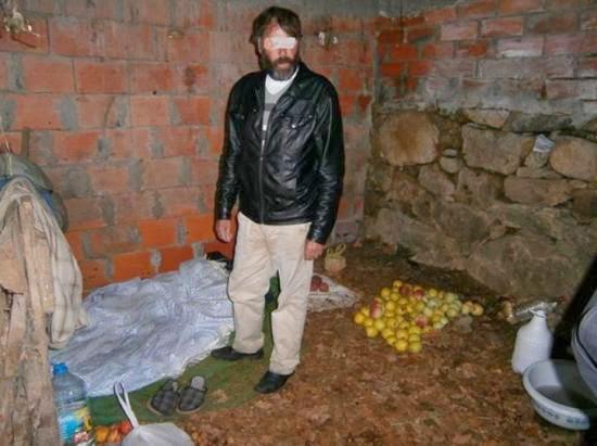 A GNR de Viseu detetou homem que só se alimentava de fruta há meses em Lamego
