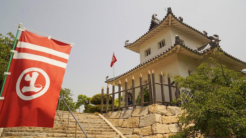 しまなみ海道 因島水軍城 写真3
