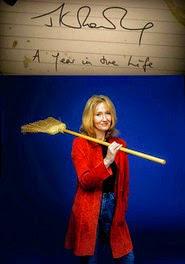 J.k. Rowling: Một Năm Trong Đời - J.k. Rowling: A Year In The Life poster