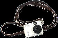 Mini Camera Necklace