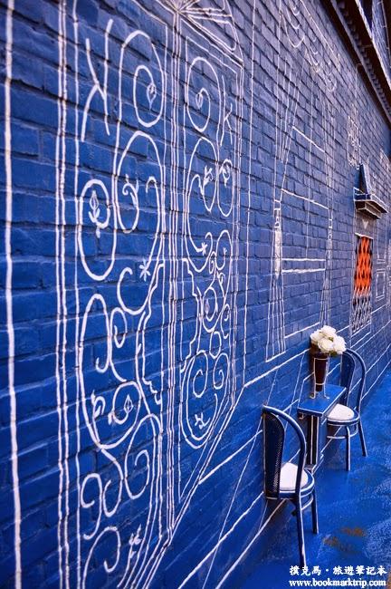 福寶藍晒圖