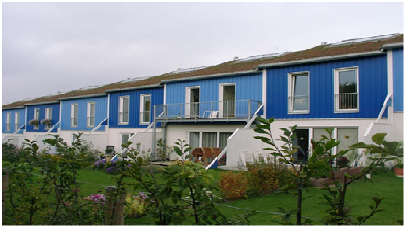 DecPassive: Passive House Case Study Hannover-Kronsberg, Germany
