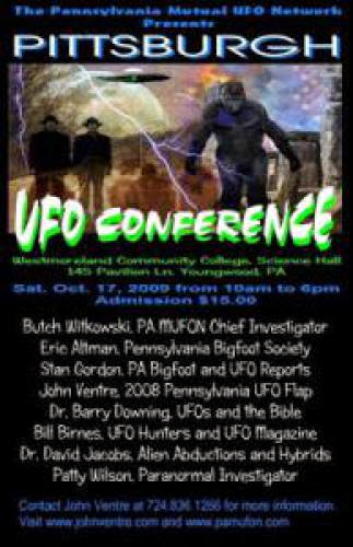 Pennsylvania Has Been The Epicenter Of The World S Largest Ufo Wave