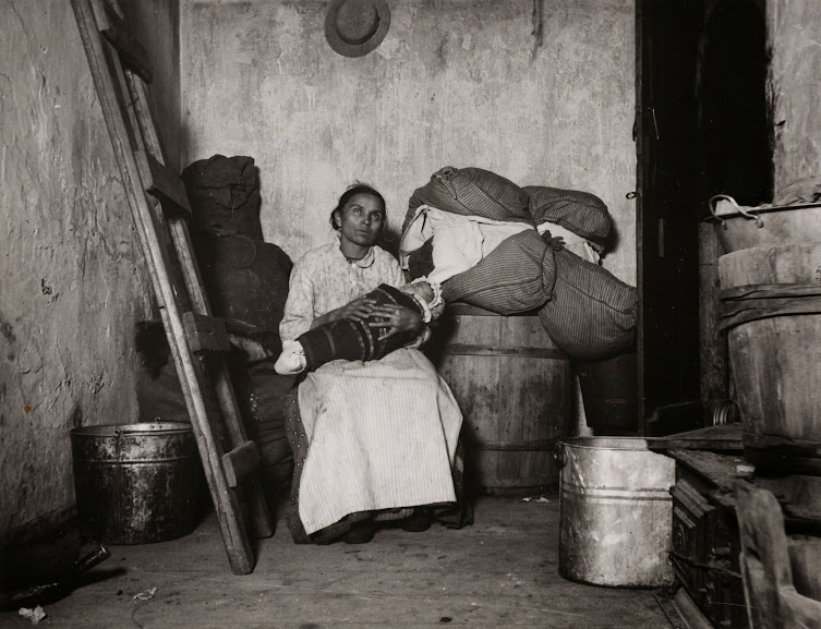 Foto: Jacob A. Riis, © Bettmann/CORBIS