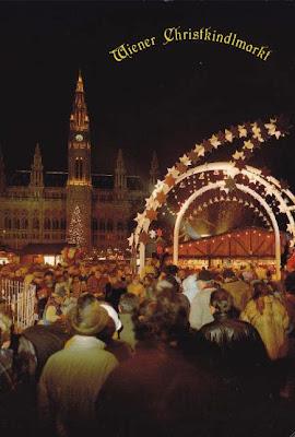 Vienna's Christkindlmarkt