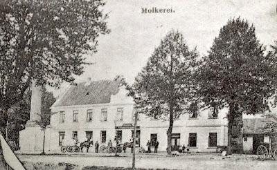 Molkerei in Osterholz-Scharmbeck Aufnahme ca. 1910