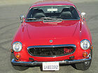 1973 Volvo P1800 1800 ES estate Manual Red Restored.