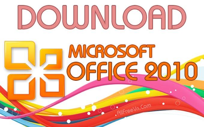 Download Microsoft Office Professional Plus 2010 Full