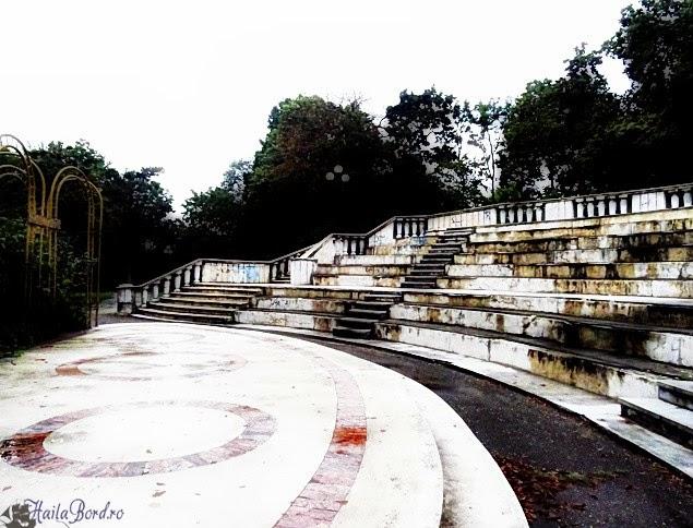 amfiteatru palatul baroc oradea