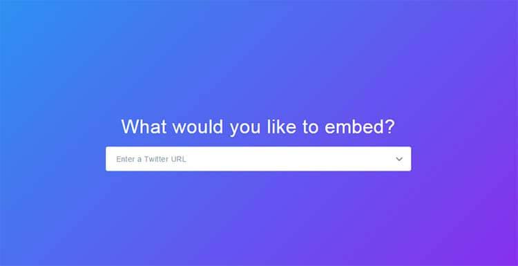 Semakin Mudah Embed Timelines Twitter Di Blog