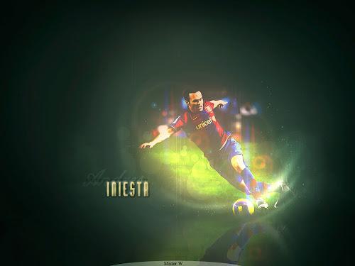 andres iniesta official website