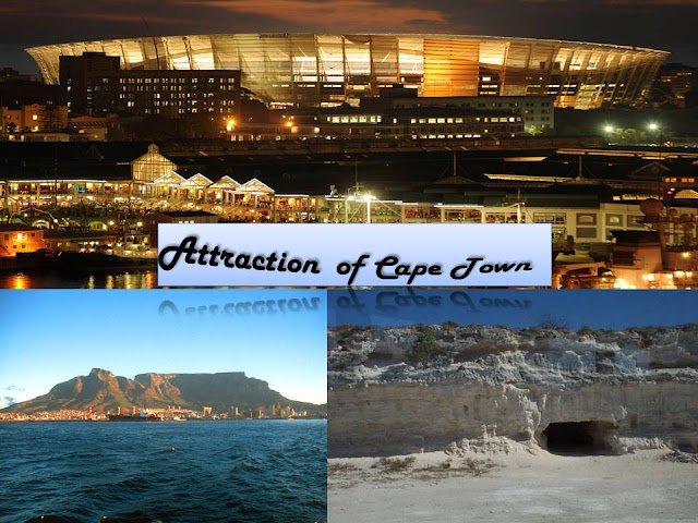 Attraction  Place of Cape Town