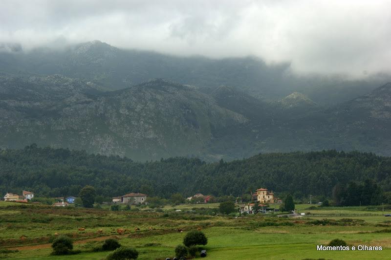 Astúrias, Caravia, caminho de Santiago