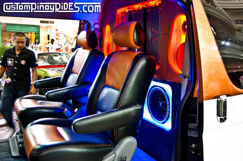 Repsol Toyota HiAce Van Custom Pinoy Rides pic2