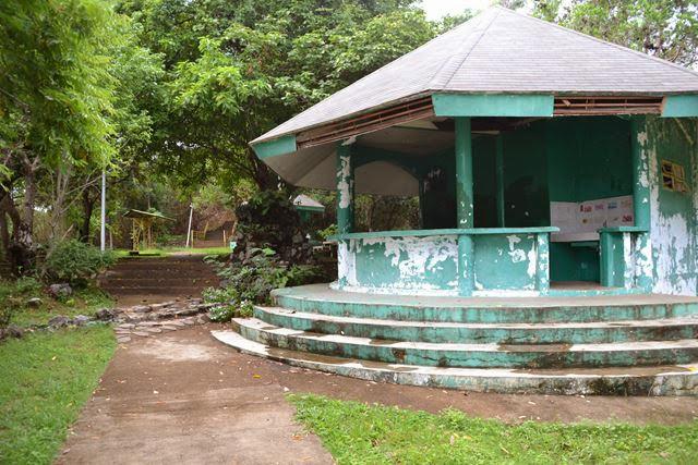 タプヤス山 - 小汚い休息場