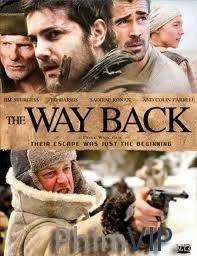 Con Đường Quay Về - The Way Back poster