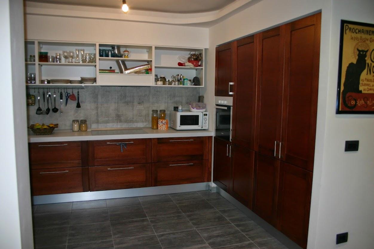 Forum arredamento.it •consiglio nuova cucina su tre lati   finita ...