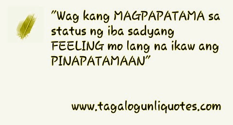 facebook tagalog quotes images