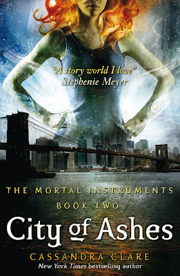 Series Review: City of Ashes (The Mortal Instruments, Book #2), By Cassandra Clare Cover art
