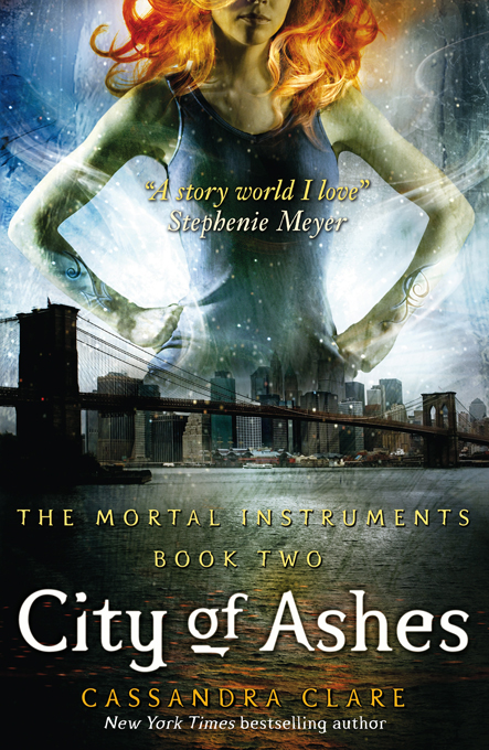 Book Review: City of Ashes (The Mortal Instruments #2), By Cassandra Clare