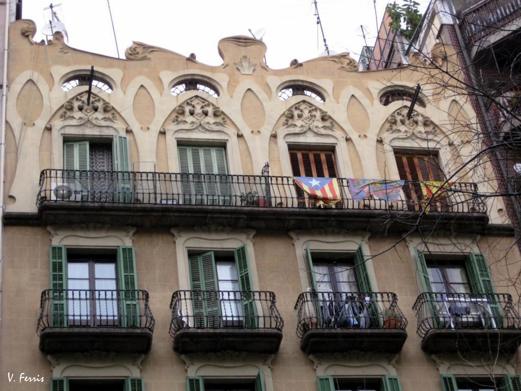 Casa josep alemany barcelona modernista - Casa modernista barcelona ...