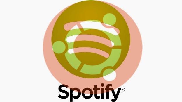 spotify-ubuntu
