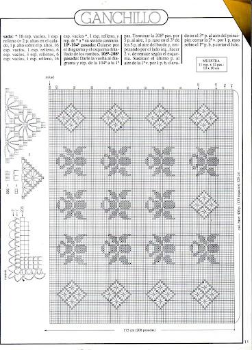 مجله لمفارش الكروشيه-مجله لمفارش منوعه من الكروشيه-مجموعه انيقه من المفارش فى مجله