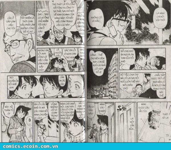 Detective Conan Chap 431 - Truyen.Chap.VN
