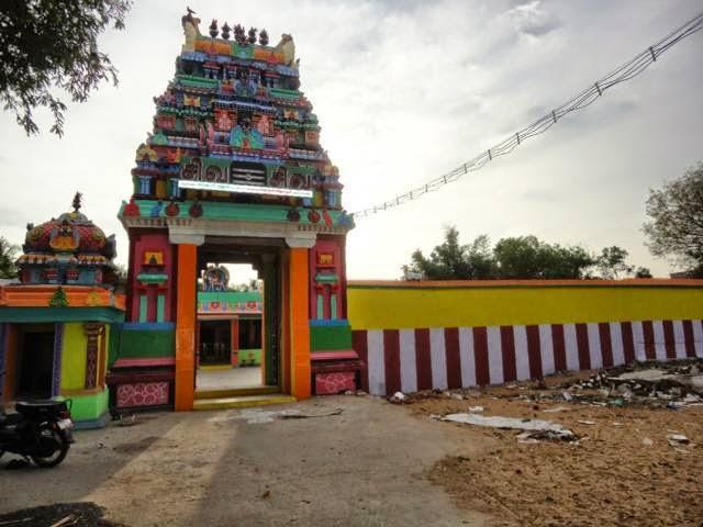 Sri Patanjaleeswarar Temple, Thirukkaanattumullur, Kattumannarkoil - 275 Shiva Temples