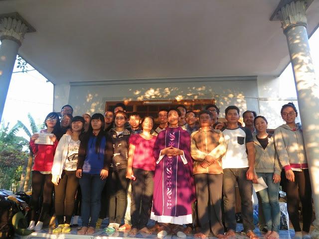 """Giới trẻ Giáo xứ Phước Hòa """"Mini - Phượt by Motor"""""""