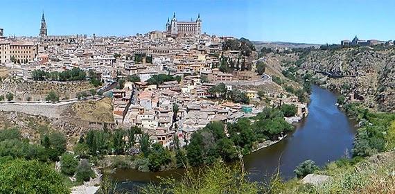 Ruta de Madrid a Toledo (y Aranjuez), sábado 10 de mayo 2014 ¿Te atreves con el reto?
