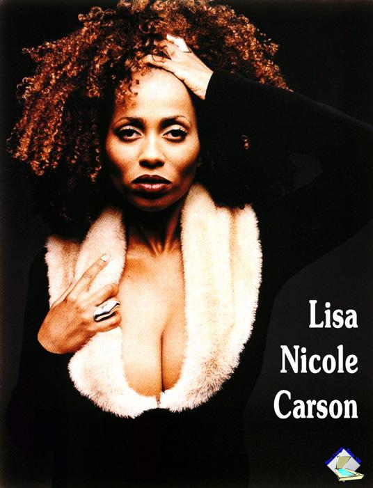 Natural Hair Crush Of The Week: Lisa Nicole Carson